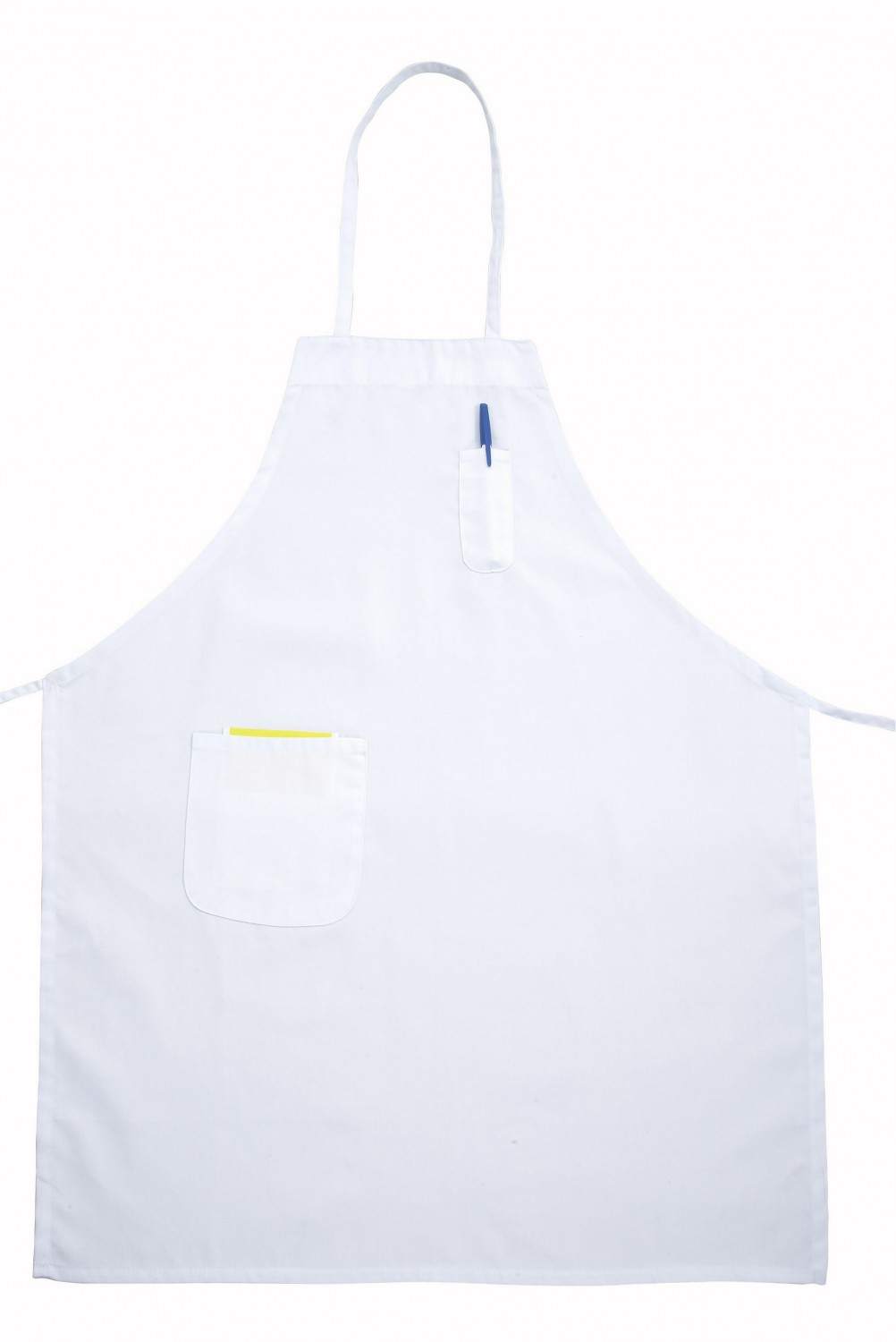 Bib Apron with Pocket (JB Wear)
